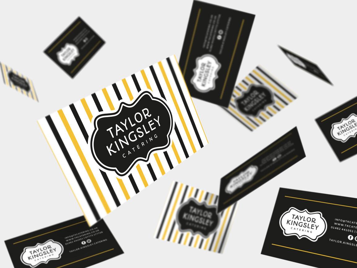 tkcatering business card mockup 2 1 uai