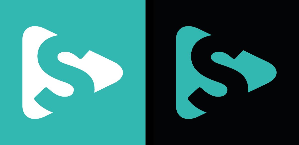 Silouhette Films brand identity logo icon
