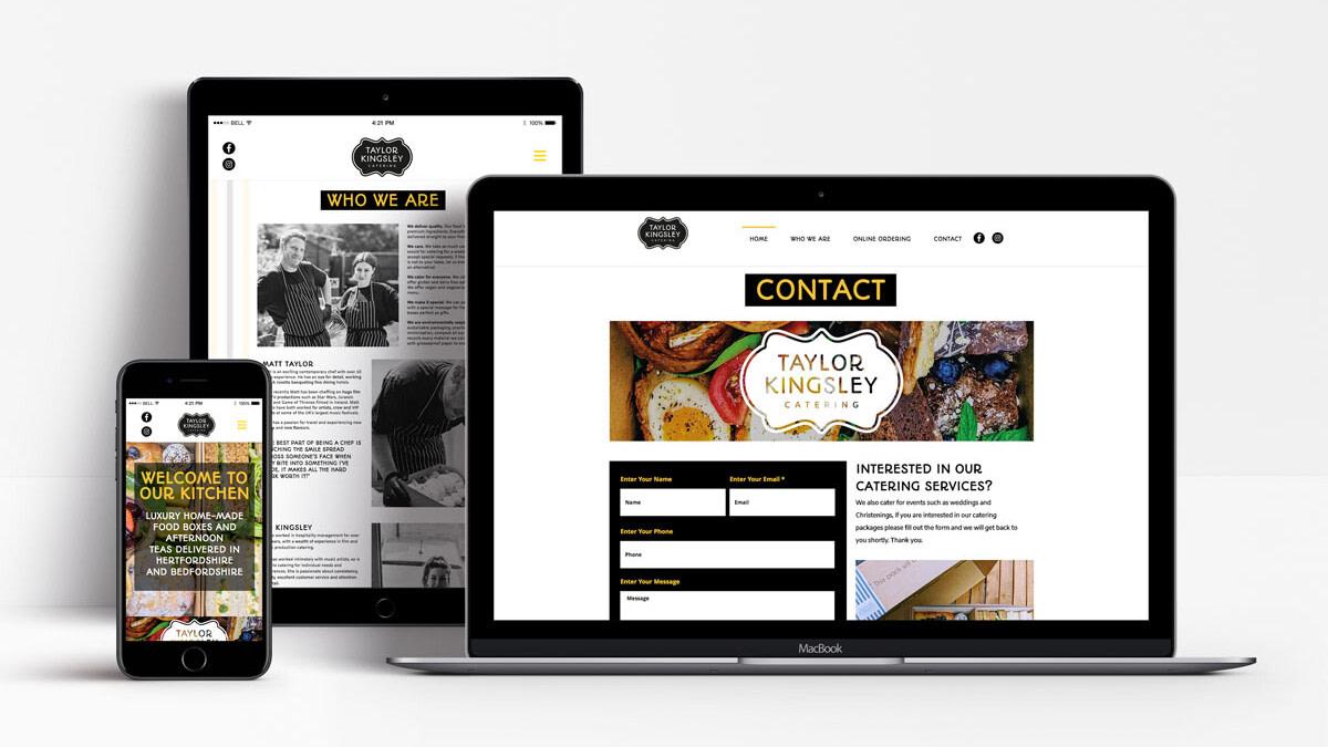 TKCATERING WEB MOCKUP Presentation optimised uai