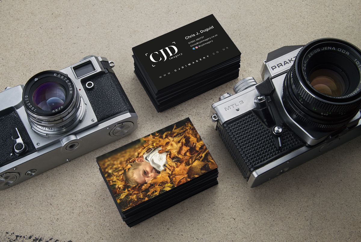 CJD IMAGERY BUSINESS CARD
