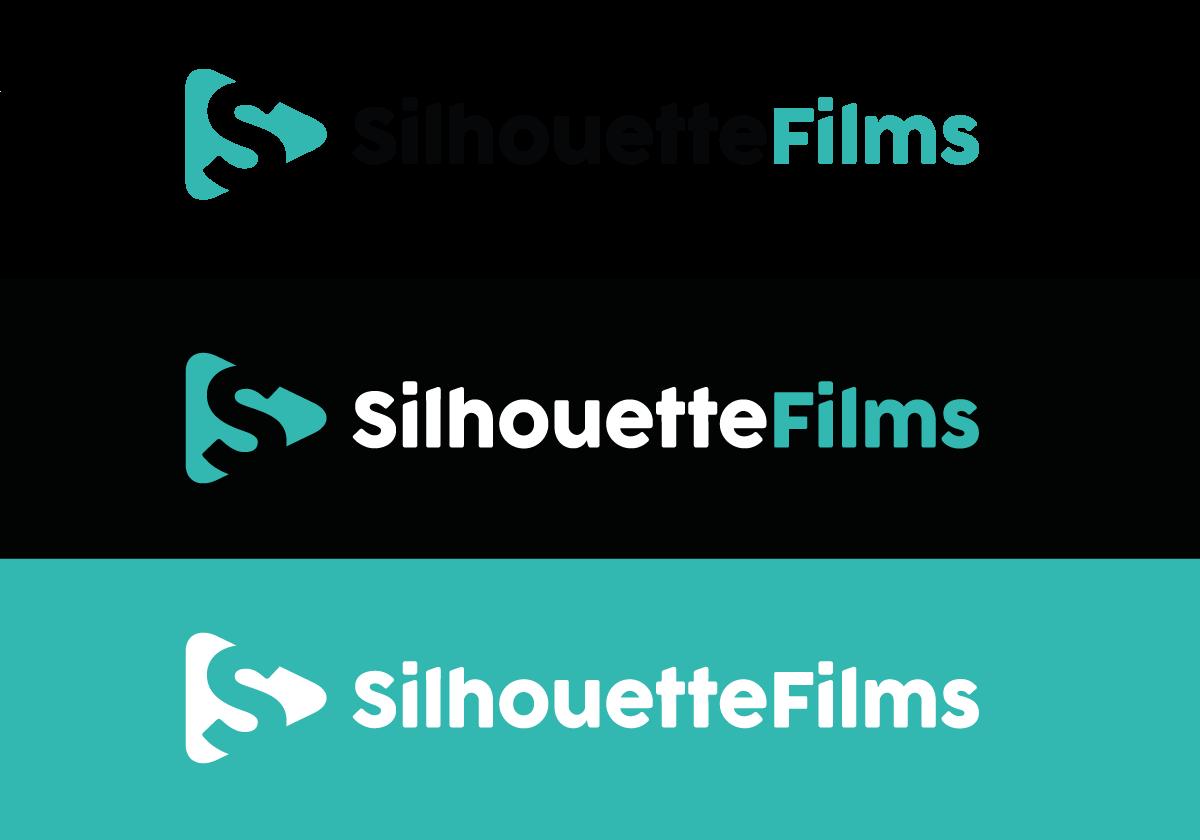 Silouhette Films brand identity main logo