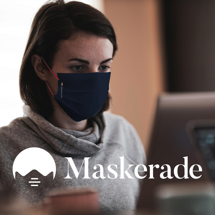 maskerade Featured Image working Lady in Mask