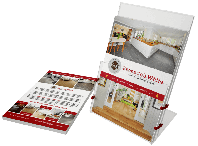 leaflet-design-and-holder-for-flooring-company